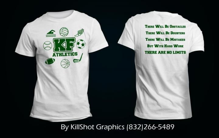 KF Athletics Shirt